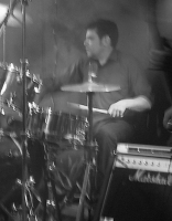 Dave Bickley - 2002 to 2004. Now teaching and playing pro as well as being Dosch's dep drummer.