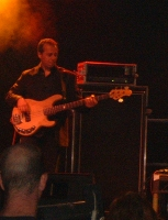 John E Cash - One time member and now playing in Frank White's band as well as being Dosch's dep bass player.