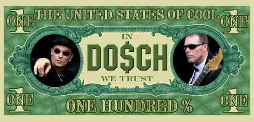 The famous Dosch dollar by Martin Bedford