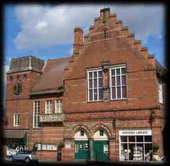 The Shire Hall - Howden Live